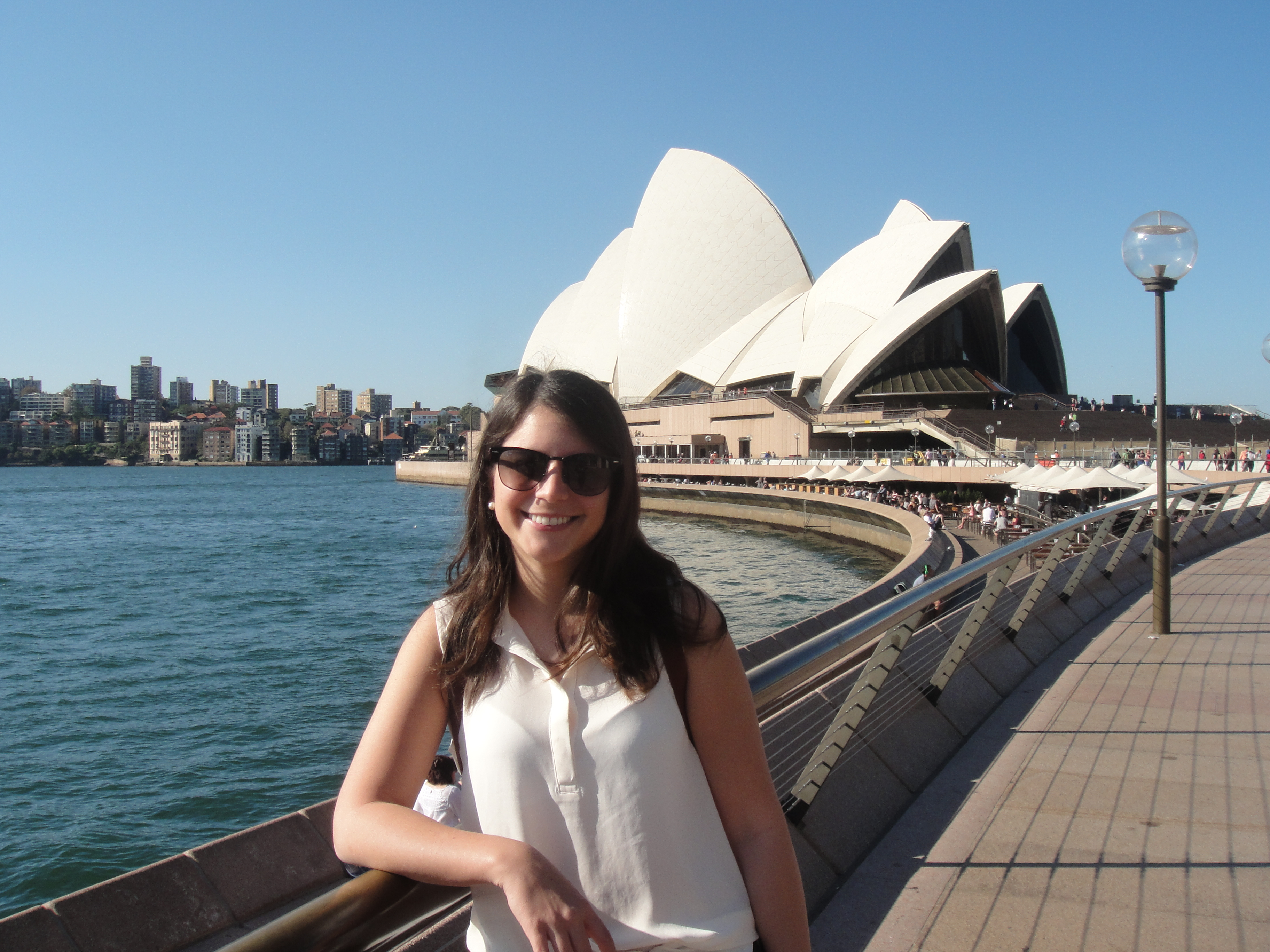 the sydney opera house tourism essay The sydney opera house is today known to be the busiest performing arts centre in the world since project completion and its subsequent opening in 1973, it has brought countless hours of entertainment to millions of people and has attracted world class talent to this day.